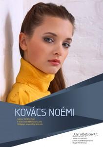 modellalbum modell portfólió készítés 1
