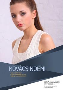 modellalbum modell portfólió készítés 2