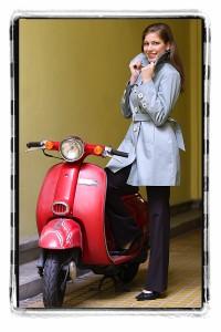 divat fotók a divatfotó mint olyan scooter 2
