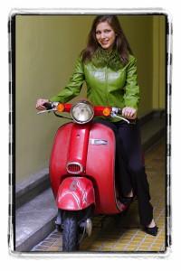divat fotók a divatfotó mint olyan scooter 4