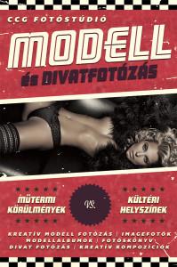 modell fotózás kreatív modellfotó poszter