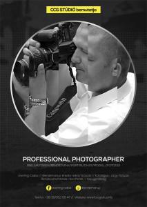 modell fotózás budapest modern poszter - kapcsolat